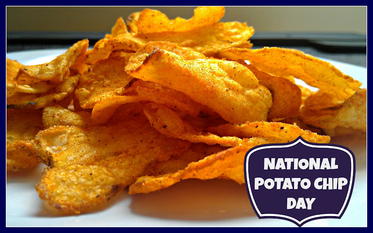 Celebrate National Potato Chip Day with Recipes Using Potato Chips