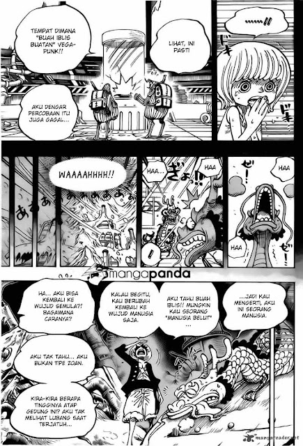 one piece Online 685 manga page 10
