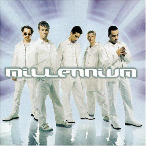 Download - CD - Backstreet Boys - Millennium (1999)