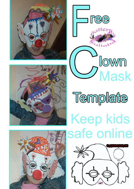 joker mask template - children 39 s publishing blogs post from blog people who