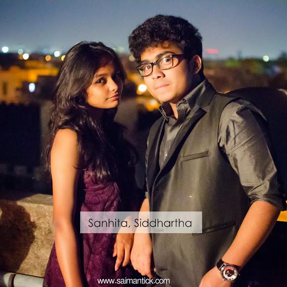 Sanhita MAjumder, Siddhartha Ghosh