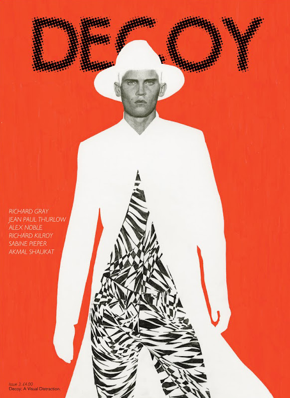 William Eustace @ FM/VNY by Richard Kilroy for DECOY mag #3, December 2011