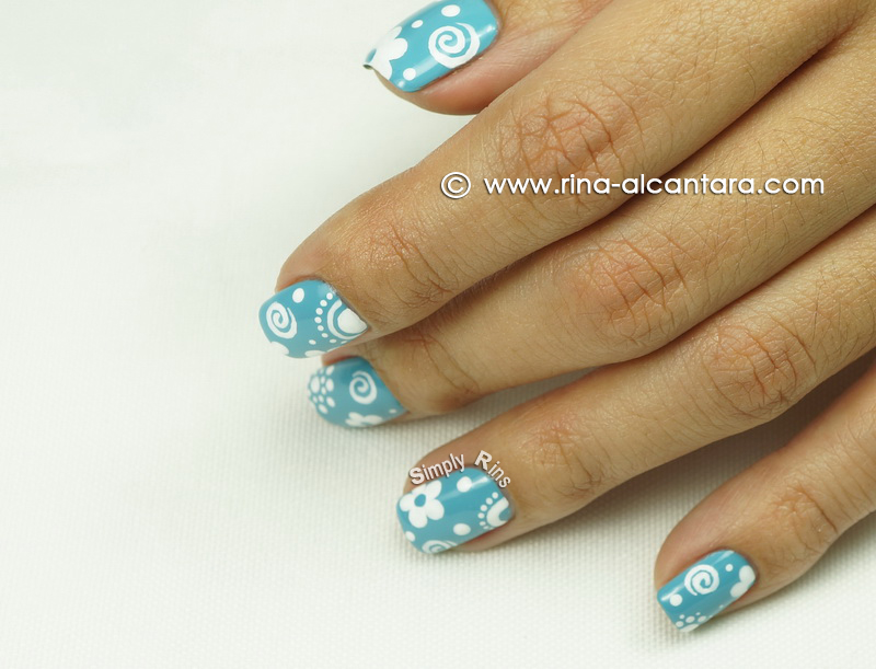 Little Things Nail Art Design