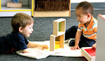 LePort Montessori Preschool Toddler Program Irvine Orchard Hills - teamwork