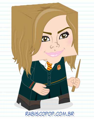 Hermione Papercraft