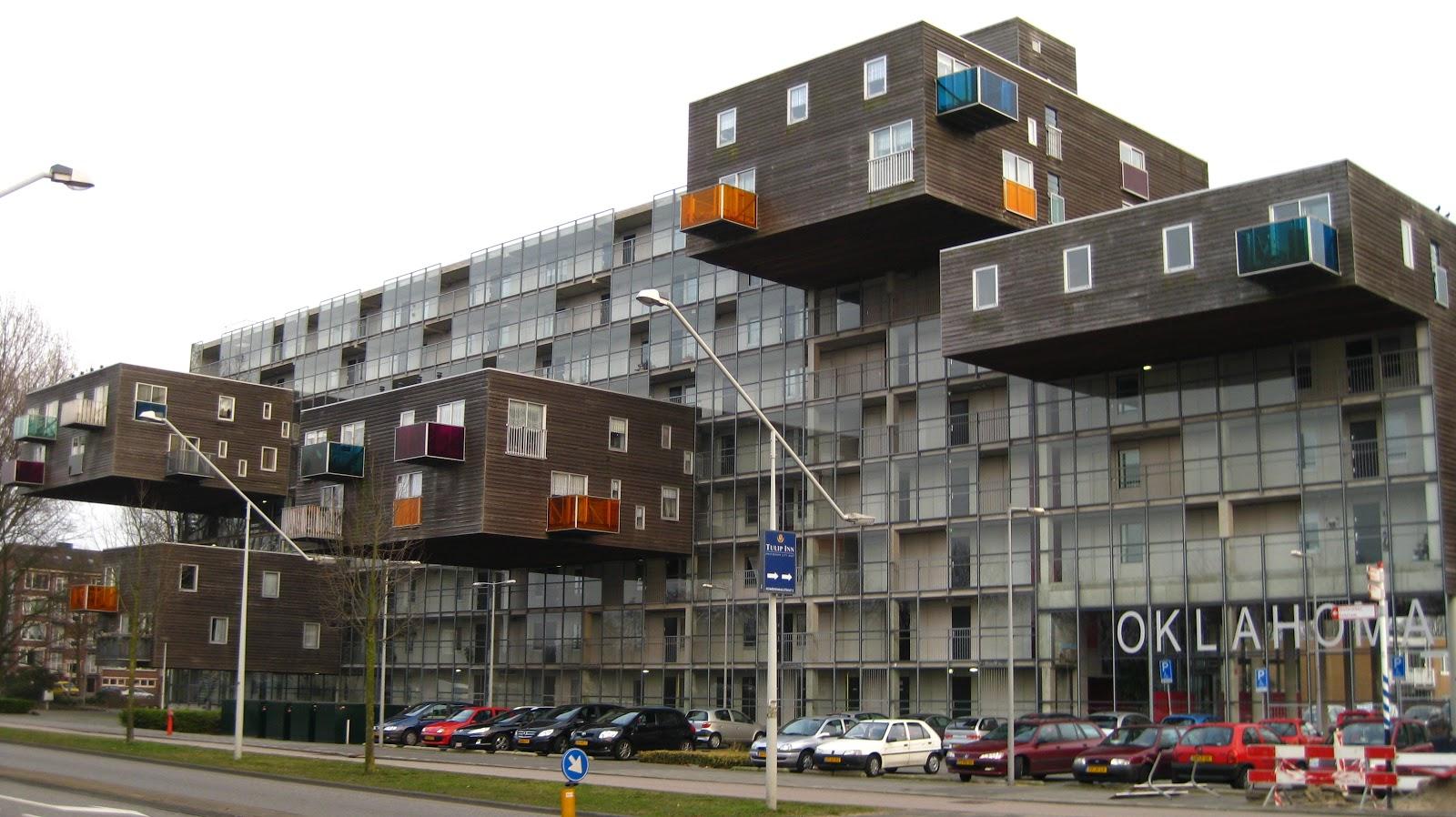 Concretely Speaking: Wozoco Apartments (Amsterdam, the ...