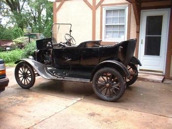 Sejarah otomotif, 10 kejadian pertama dunia otomotif,1922 Ford Model-T