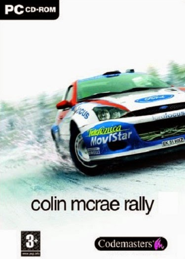 Colin McRae Rally Remastered SKİDROW Full