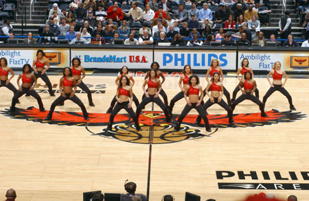 Catch of the Day, push up bikinis,NBA Girls:bikinis, girl, girls