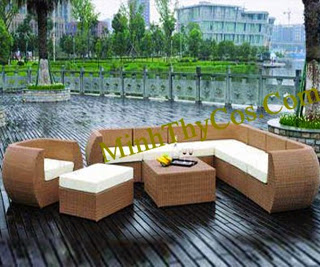 Rattan Sofa Set-MT127