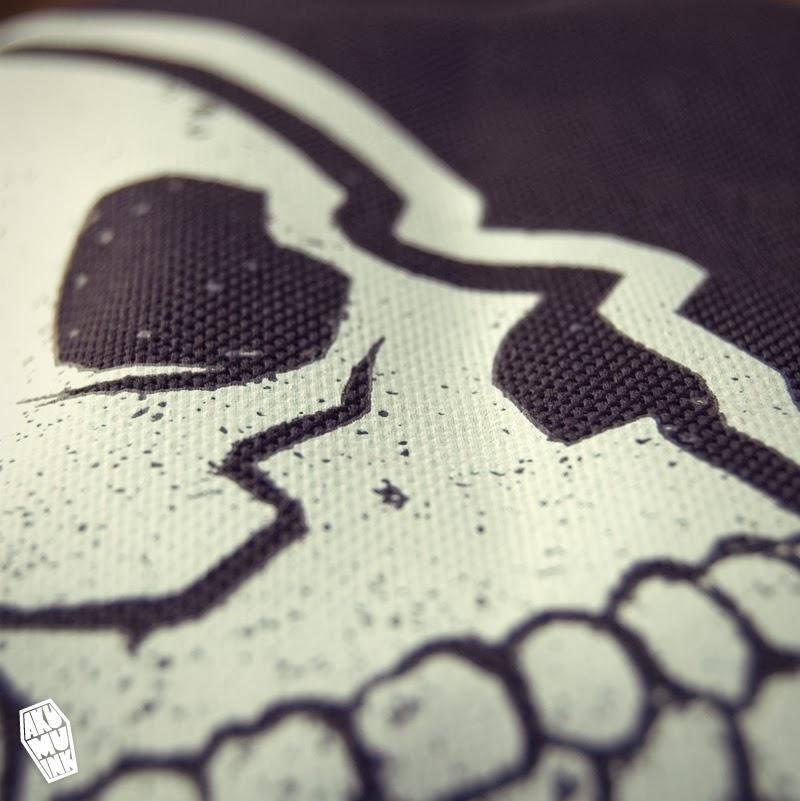 akumuink, custom backpack, goth backpack, emo backpack, japanese backpack, skull bag, skull backpack, skull accessories, skull accessory, skull sac, skull slingbag, skull stringbag, skull schoolbag