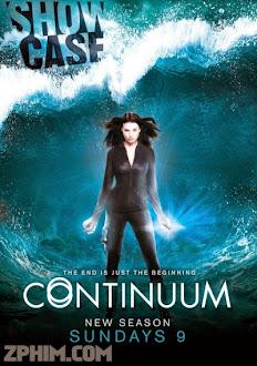 Cổng Thời Gian 2 - Continuum Season 2 (2013) Poster