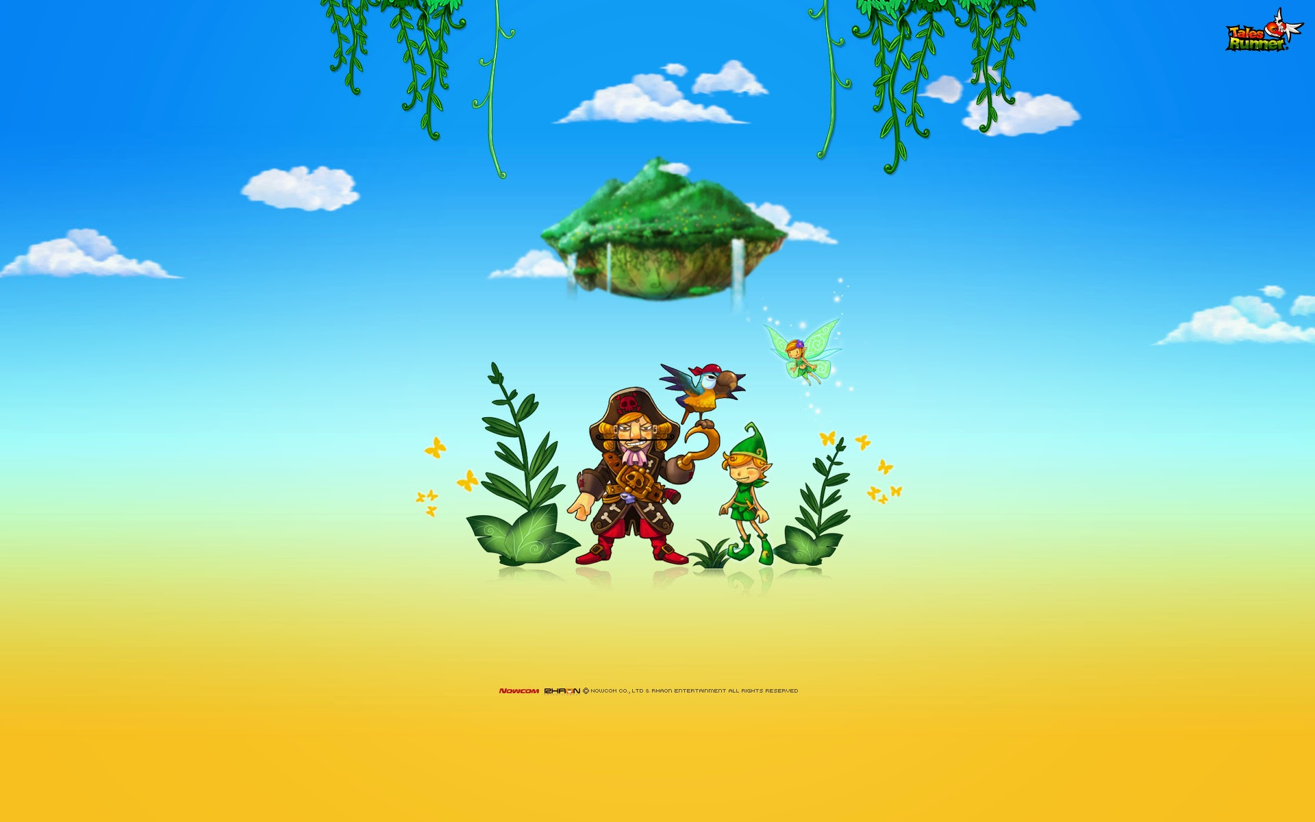 Ngắm hình nền dễ thương của GoGoRun Bắc Mỹ - Ảnh 4