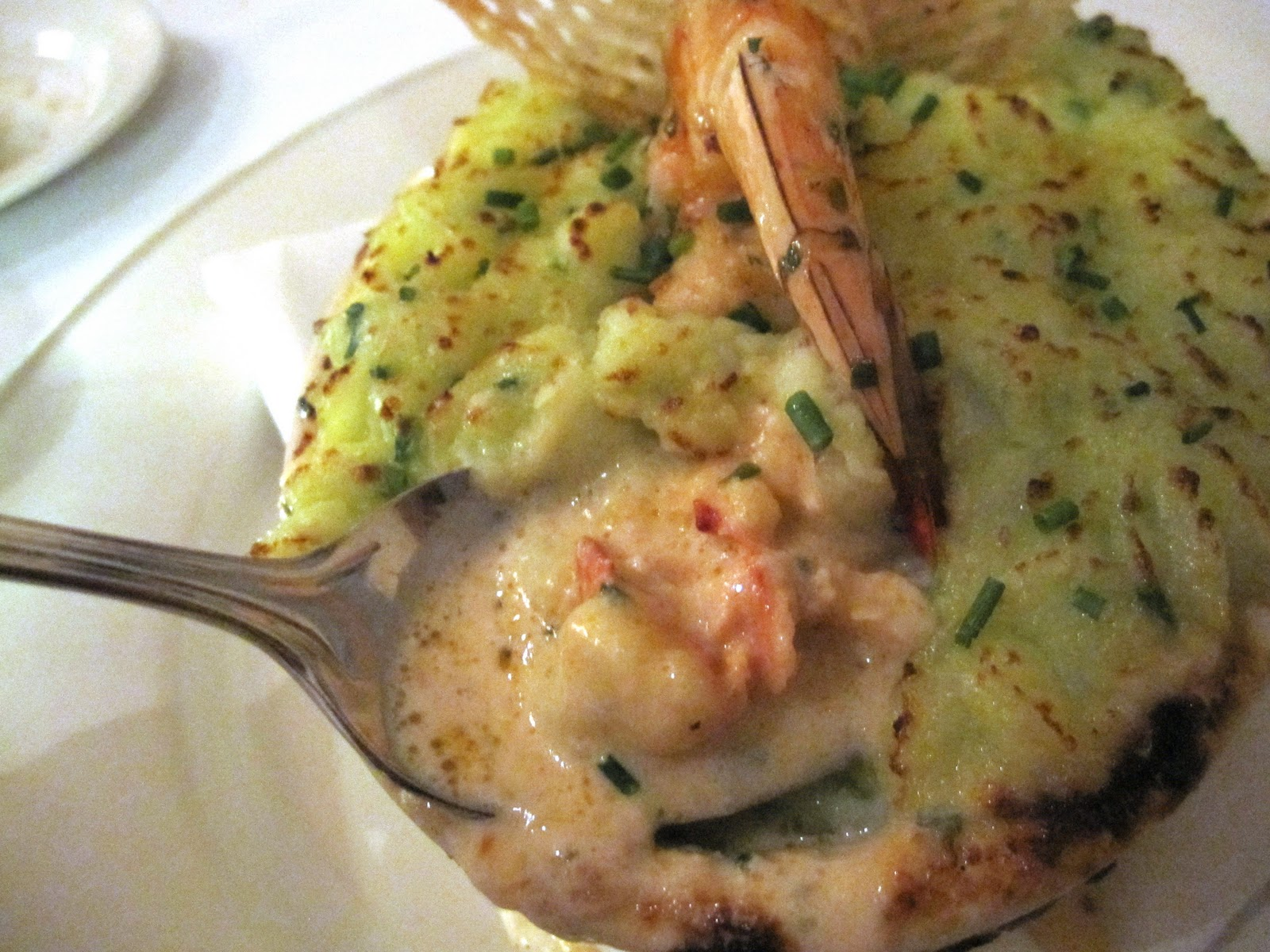 The hamptons in winter day 2 for Lobster shepherd s pie