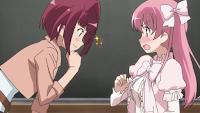Saki Episode Side A First Impressions Screenshot 2