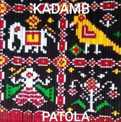 Kadamb <b>Patola</b>