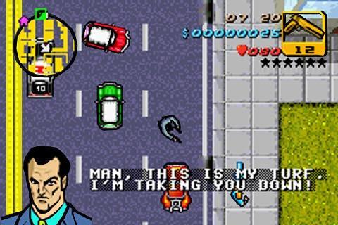 Grand Theft Auto 1(I) PC Hileleri
