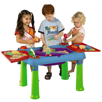 Sizzling hot table from Toys R Us