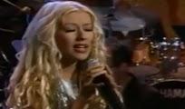 Musica romantica Contigo en la distancia Cristina Aguilera Video letra