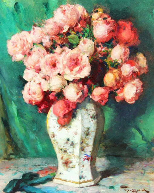 Fernand Toussaint - Roses