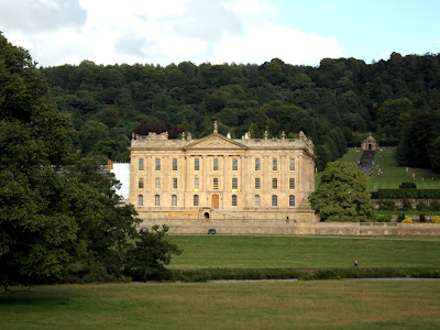 Chatsworth in Derbyshire