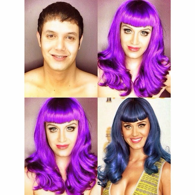 Paolo Ballesteros Makeup Transformations with Pictures 16
