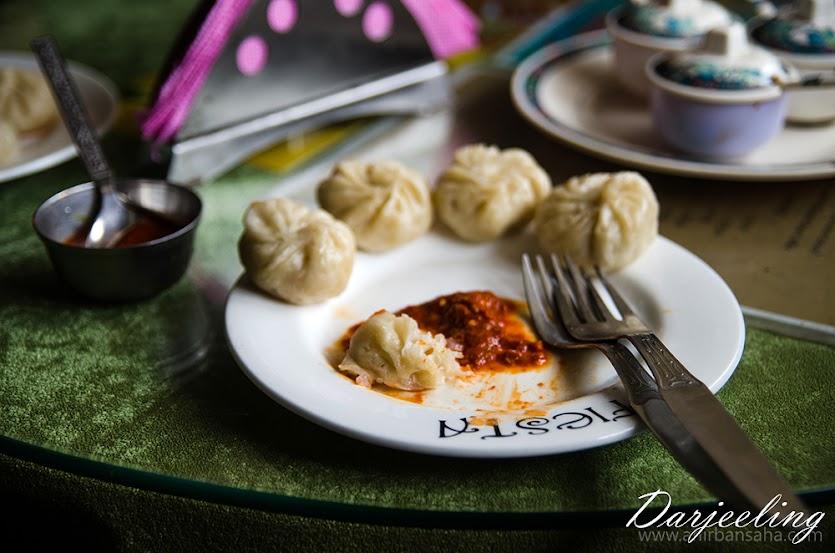 darjeeling food