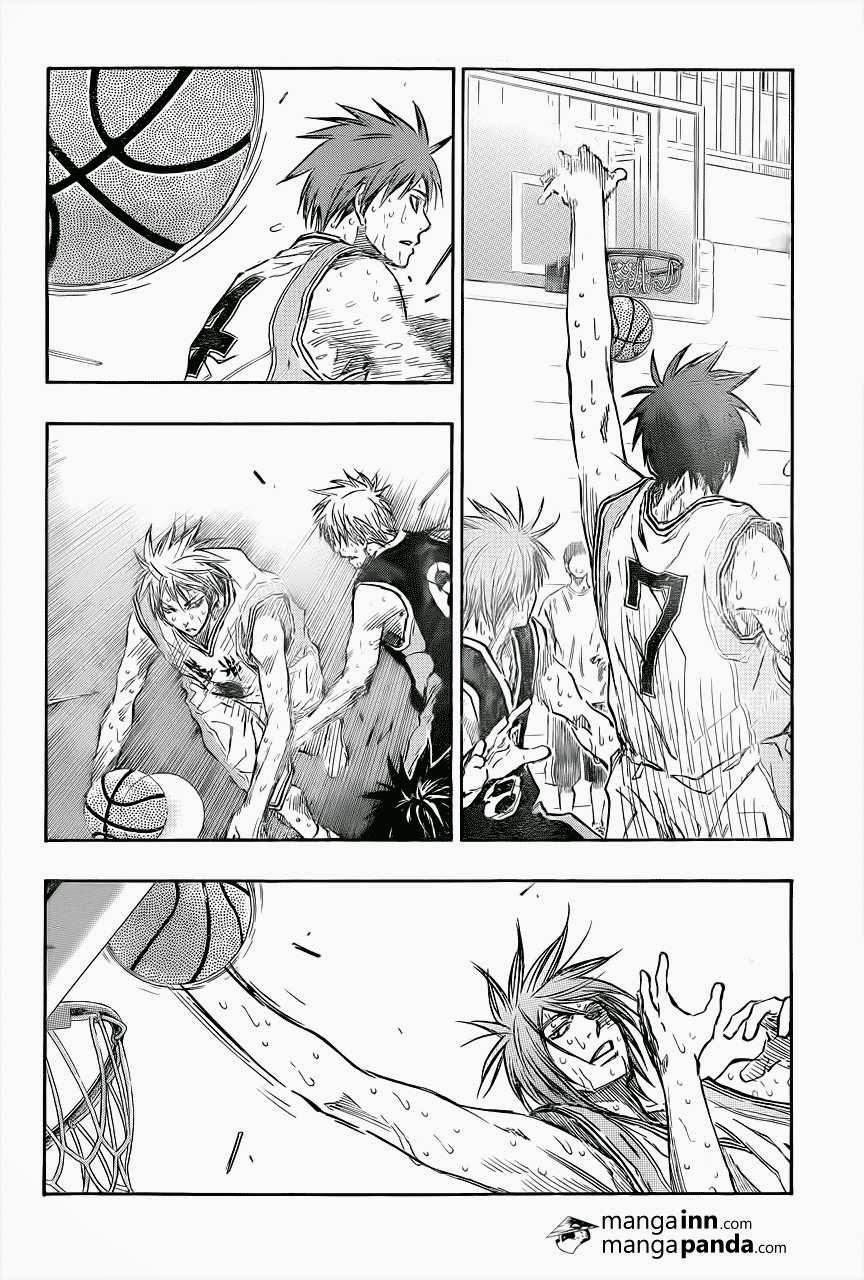 Kuroko no Basket Manga Chapter 213 - Image 15