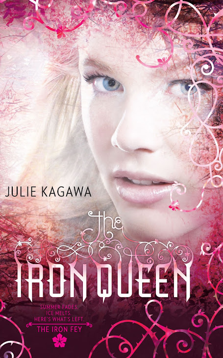 Book Review: The Iron Queen (The Iron Fey Series, Book #3), By Julie Kagawa Cover Art
