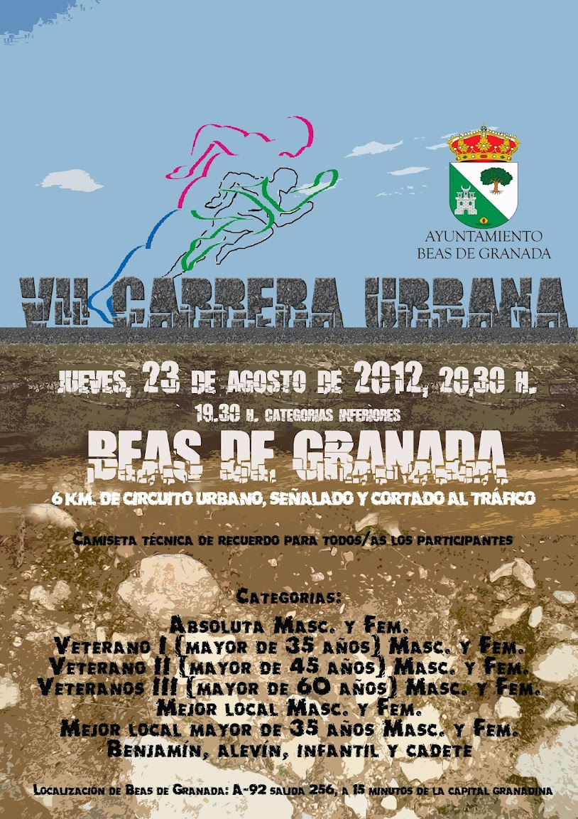 VII Carrera Nocturna Beas de Granada