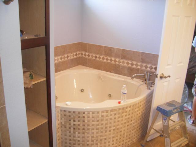 A 1 texas fence repair roof repair remodeling http for Bathroom remodel mckinney