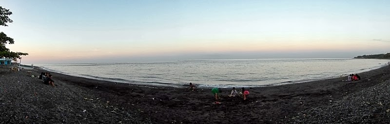 Pantai Ketapang di Tianyar