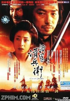 Kiếm Sĩ Cơ Hàn - The Twilight Samurai (2002) Poster