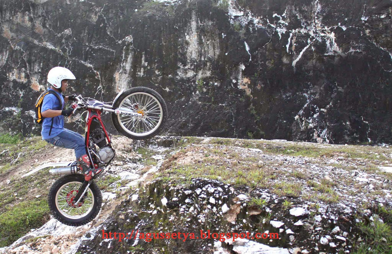 Cara Modifikasi Gl Max Jadi Trail