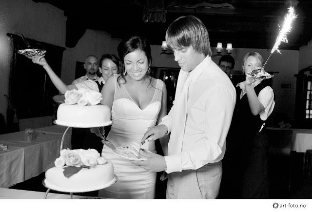 1 - Husk å bestille bryllupsfotografering