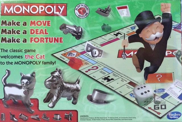 Cờ tỷ phú Monopoly là một nhãn hiệu của Hasbro