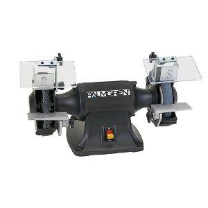 Palmgren 82061 6 Inch 1 3hp Bench Grinder With Wire Wheel