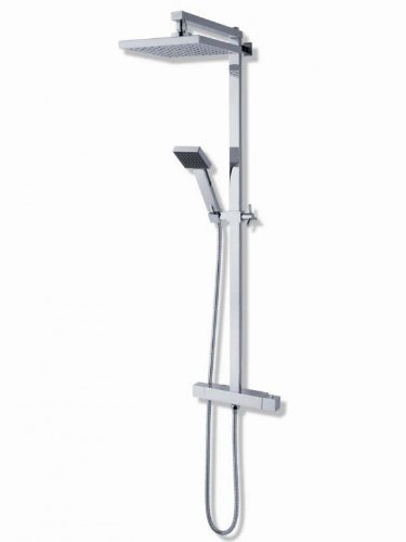 Cheap # MX Atmos Vision Square Thermostatic Mixer Shower with ...