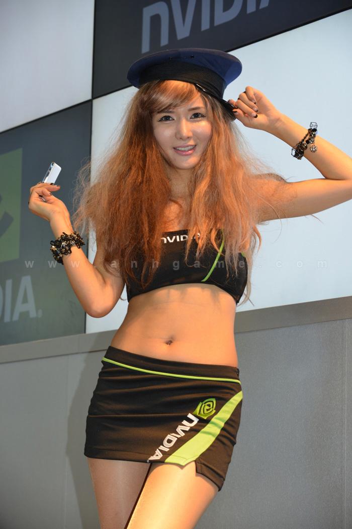Showgirl G-star 2012: Cha Sun Hwa - Ảnh 65