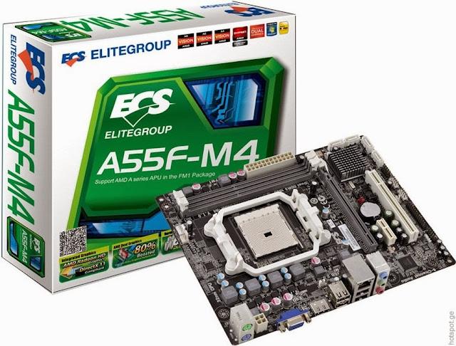 ECS A55F-A (V2.0) TREIBER WINDOWS 7