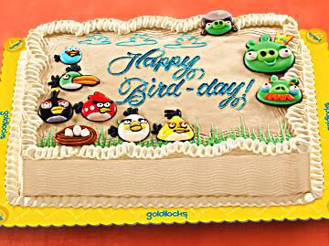 Goldilocks Birthday Cakes Design And Prices