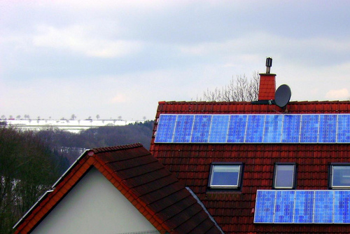 The Cost Of Solar Panels Is Dropping Image