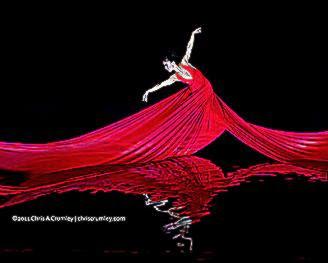 Chris Crumley Blog Bodyart Dancer Michele Jongeneel