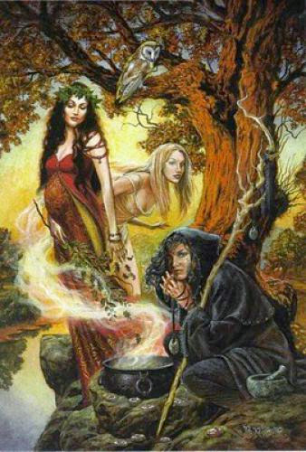 Book Of Shadows Dark Goddess Hekate Banishing Spell Dark Moon