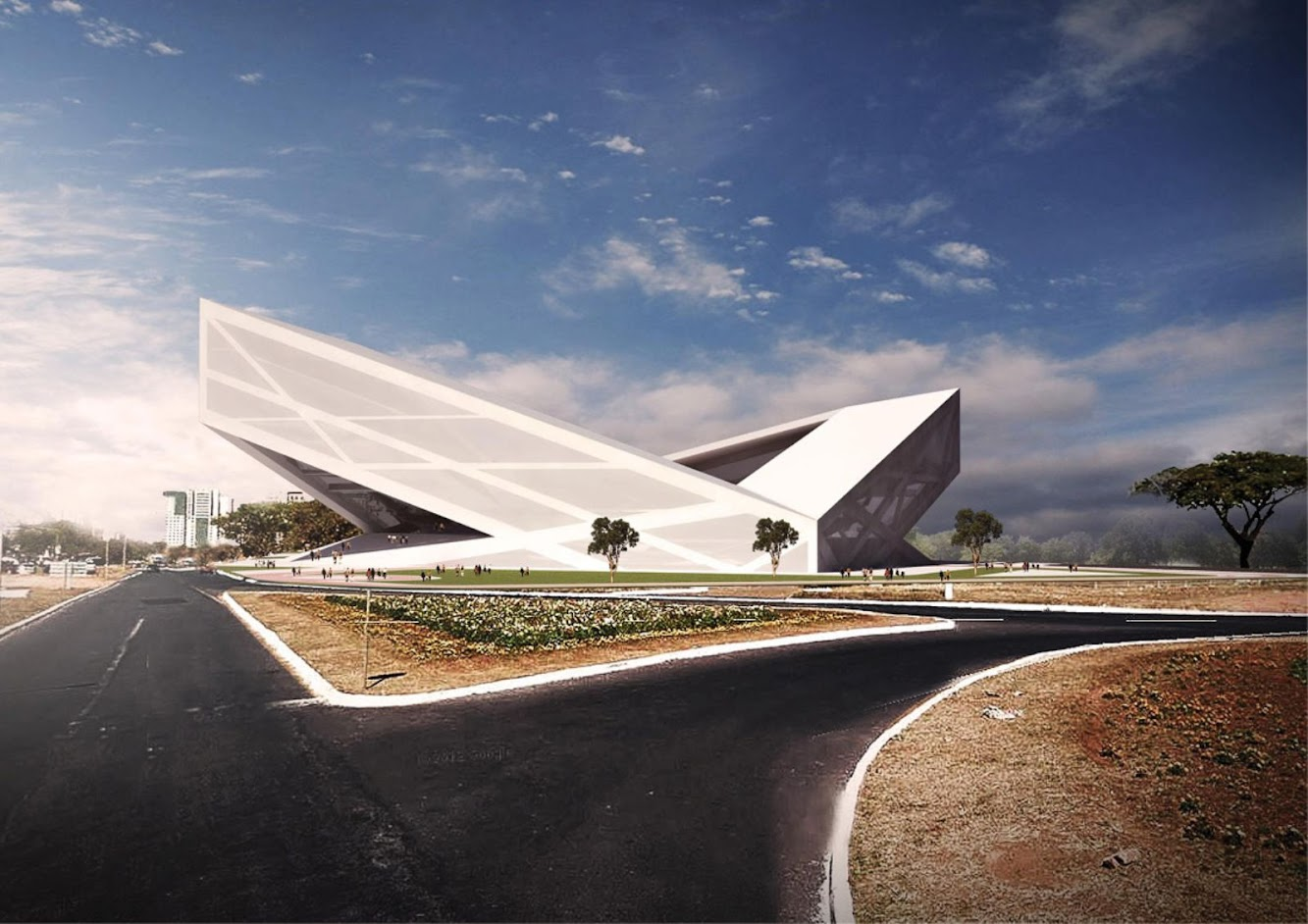News: BRASILIA ATHLETICS STADIUM by BF ARCHITECTURE