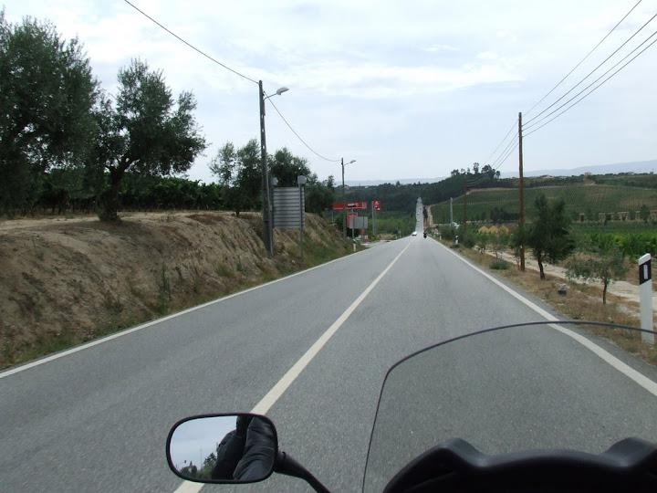Indo nós, indo nós... até Mangualde! - 20.08.2011 DSCF2324