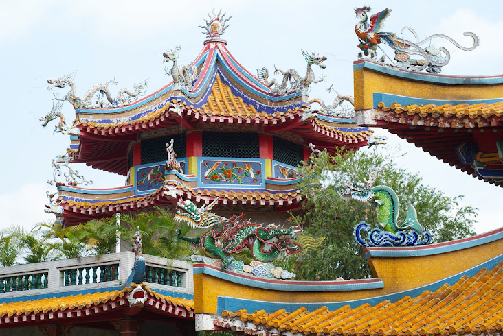 Сингапурские храмы