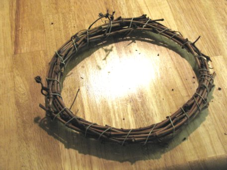 Vine Wreath