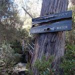 village water supply sign (84613)