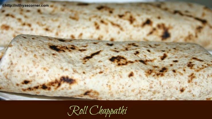 Chappathi Roll